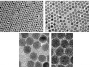 Iron oxide nanoparticles